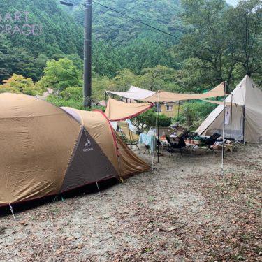 キャンプ用品をレンタルしてみました!